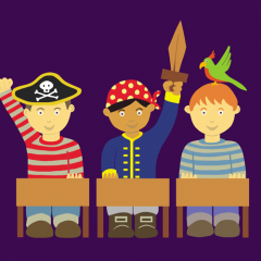 Pirate School